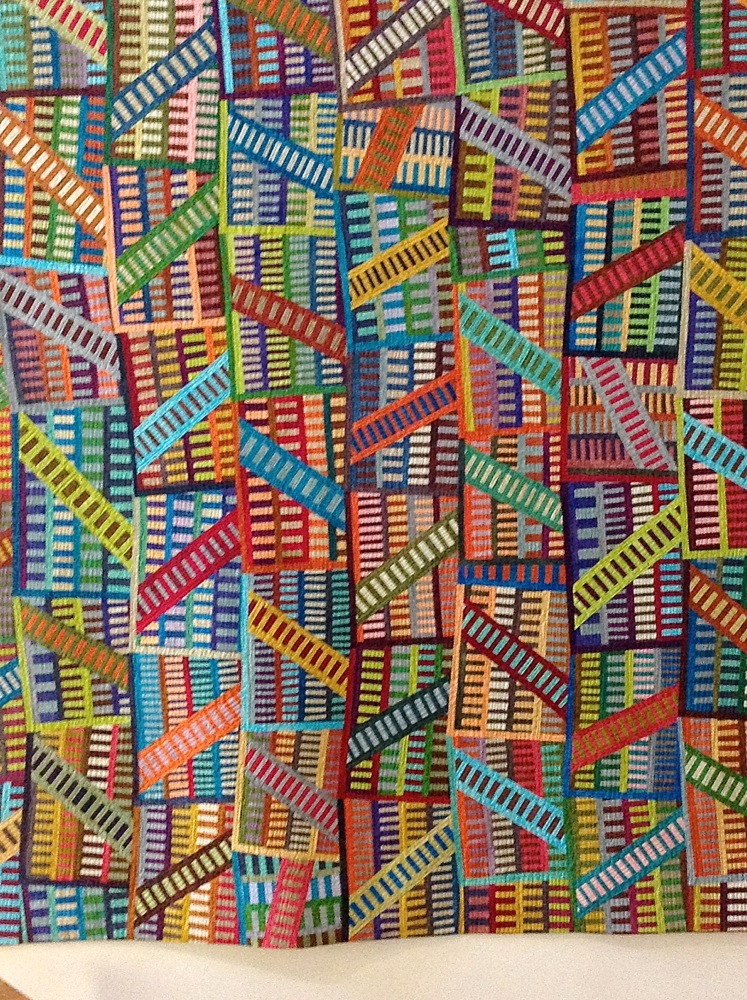 Quilt National, exposition Sainte Marie aux Mines 2013