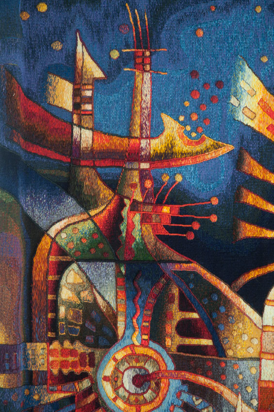 Maximo-Laura-Tapestry-Spiritual-Paths-Detail-1