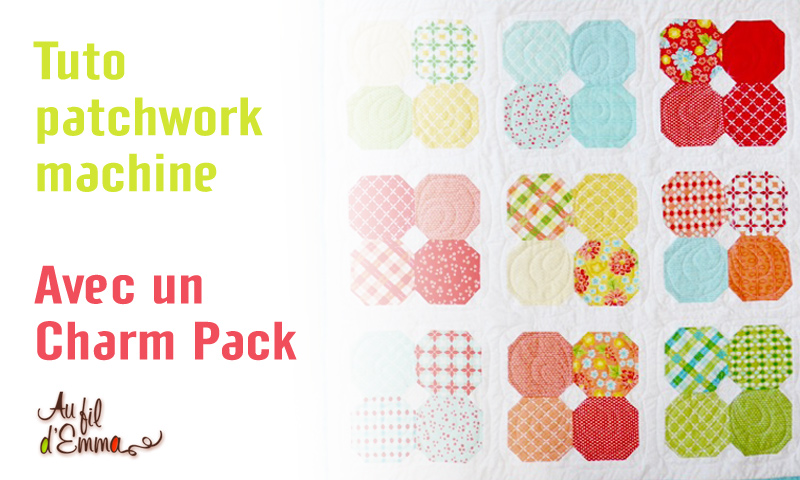 Comment faire un patch avec un charm pack?