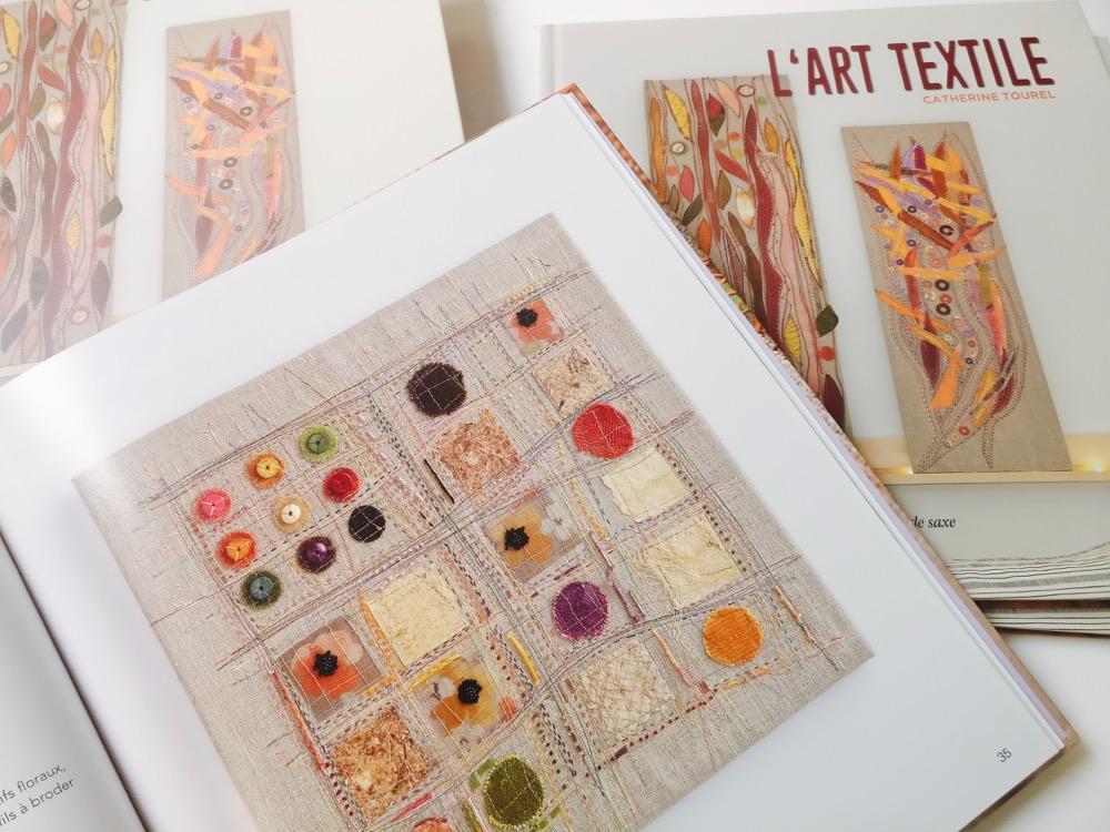 L'art textile par Catherine Tourel