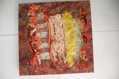 Cours Fibres Textiles en ligne, créations des élèves