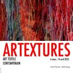Une exposition à ne pas manquer : ArtTextures