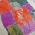 Portrait à la Warhol avec du Solarfast