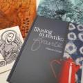 Le livre d'artiste de Dijanne Cevaal : Musing in France
