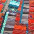 Tracer et coudre des courbes en patchwork