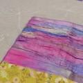 Avec les chutes de sari...