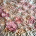 Tuto : Pliage 3d sur tissu polyester