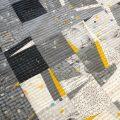 Tuto : patchwork contemporain destructuré