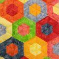 4 modèles de patch à faire avec un Jelly Roll