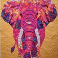 Vidéo patchwork: La méthode de couture sur papier